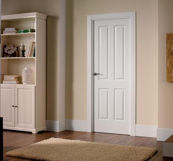 Puertas lacadas for Donde venden puertas