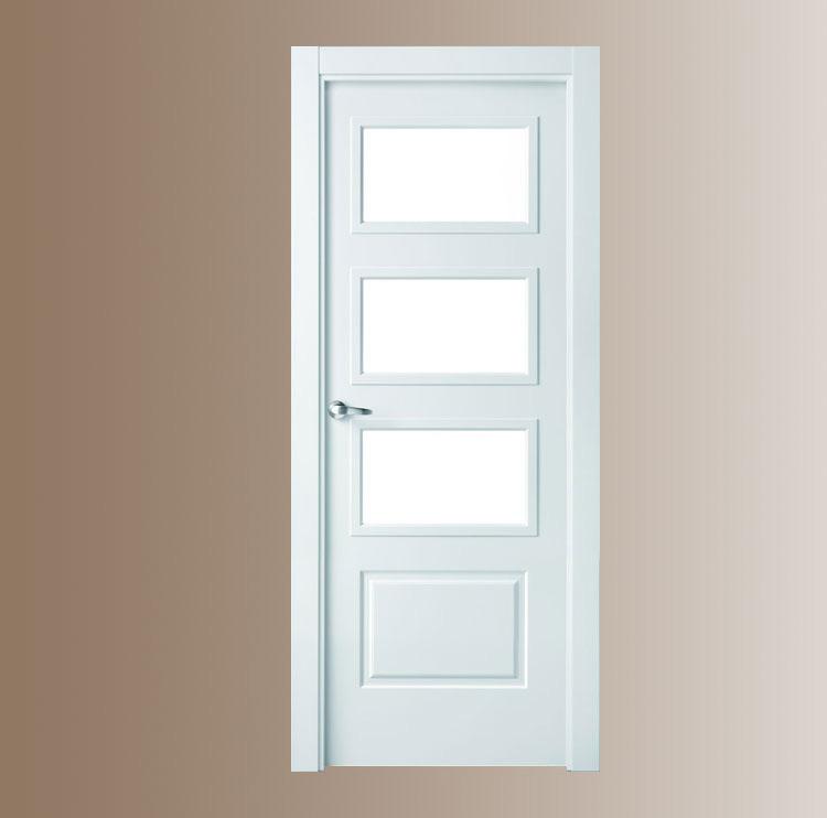 Puertas lacadas - Puertas madera interior ...