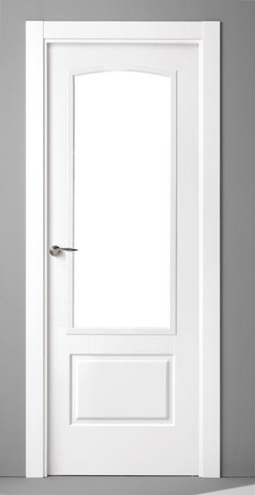 Puertas lacadas for Puertas de paso ikea